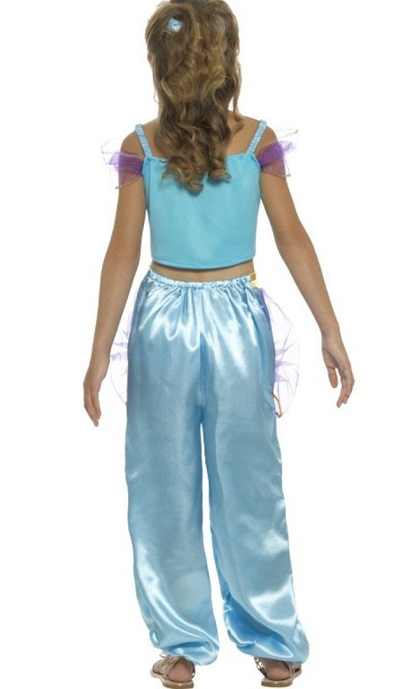 Tween Arabian Princess Costume