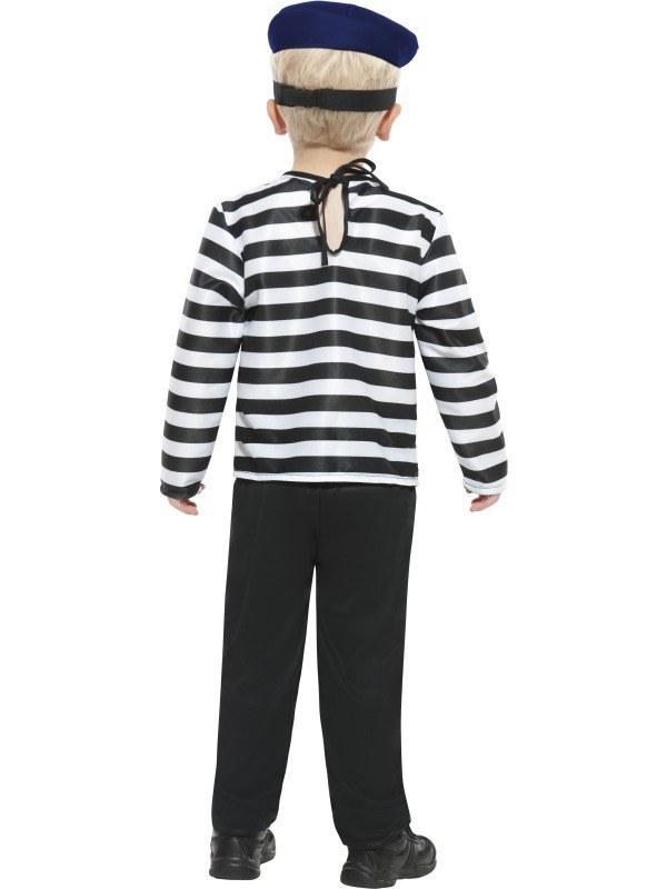 Kids Little Burglar Costume