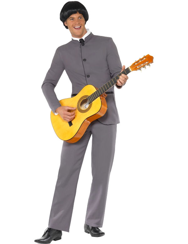 Fab Four Costume Mens