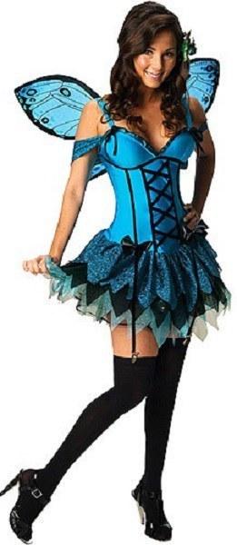Teen Fantasy Fairy Costume