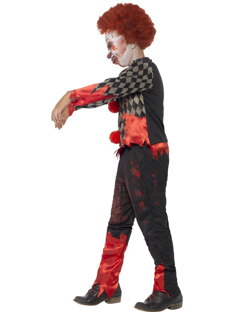 Deluxe Zombie Clown Costume