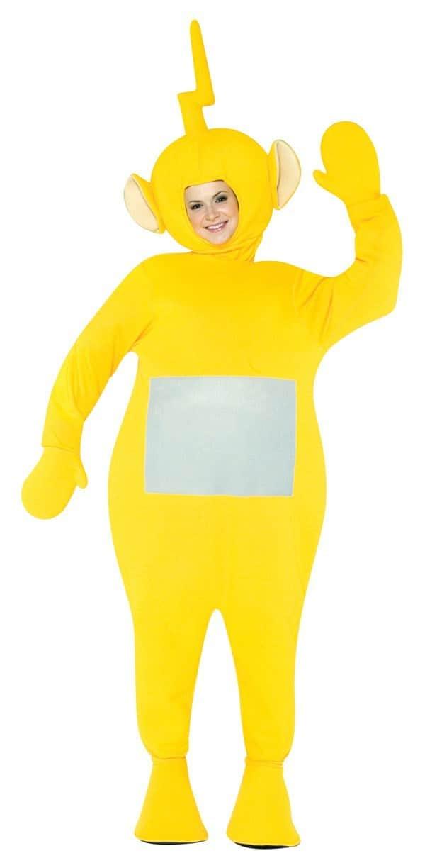 Teletubbies Costume  Laa Laa
