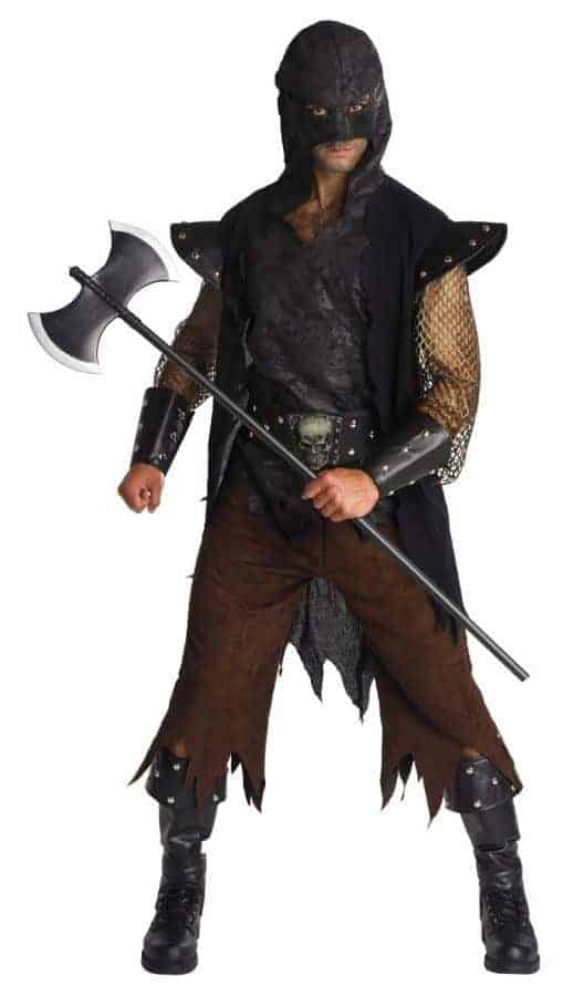 Mens Executioner Costume  Fancy Dress