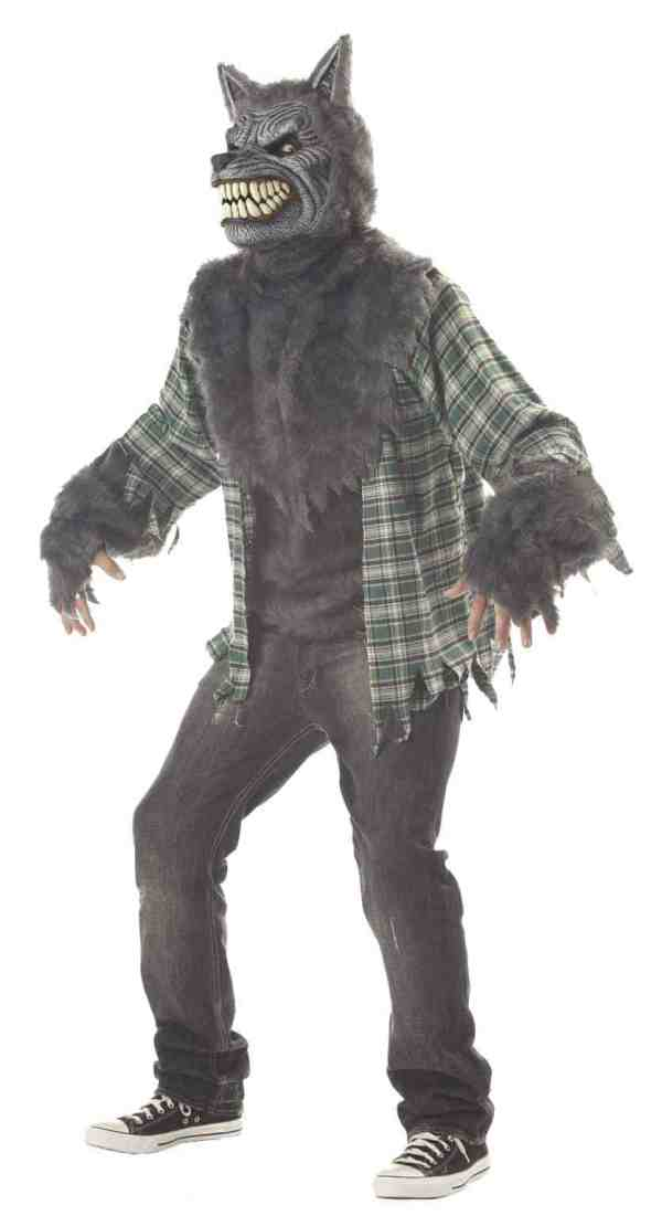 Full Moon Madness Wolf Costume