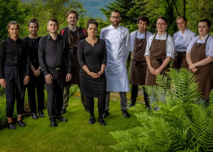 The Cottage in the Wood - Top 100 Restaurants in the UK