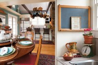 Eclectic Kitchen - The Cottage Journal