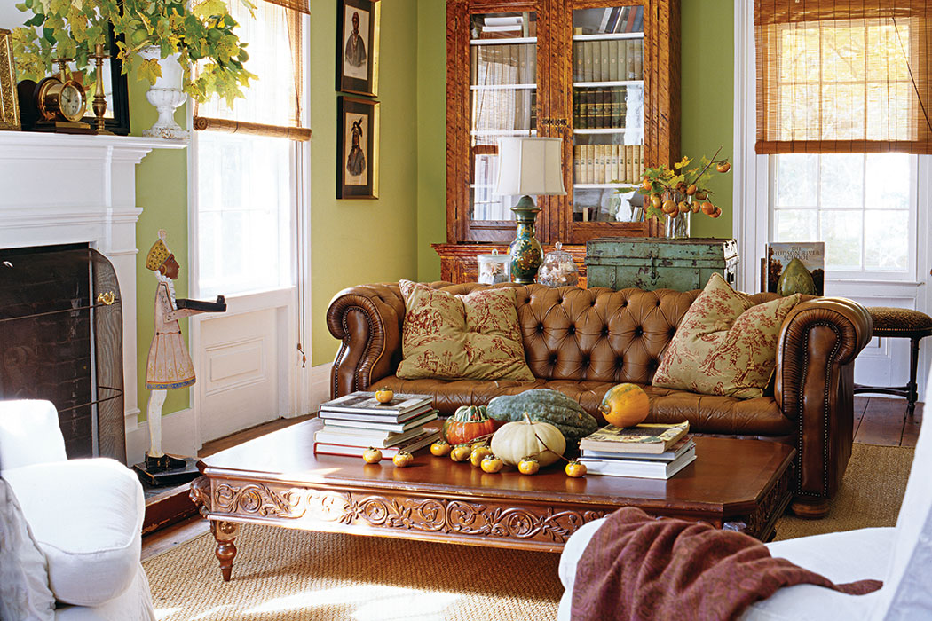 AutumnInspired Home Decor  The Cottage Journal