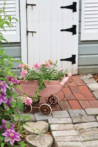 The Queen of Shabby Chic Gardens - Page 2 of 4 - The ...