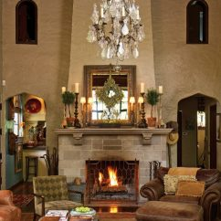 French Country Ideas For Living Rooms Scottish-inspired Cottage Decor - Page 4 Of 6 The ...