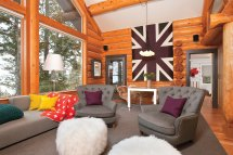 Contemporary Mountain Cabin - Cottage Journal