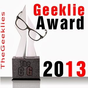The 2013 Geeklie Awards