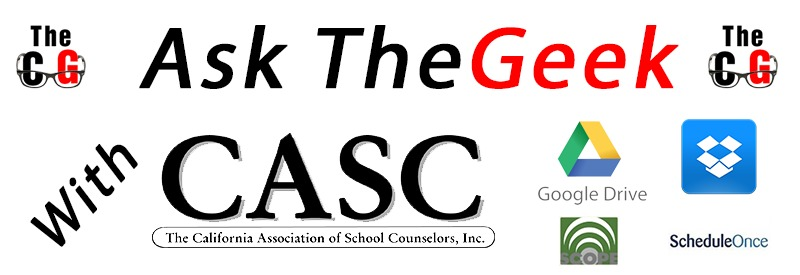 Ask The Geek: Tool Resources from the 2013 CASC Conference Table