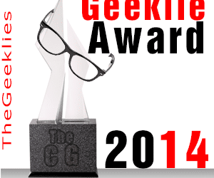 The 2014 Geeklie Awards