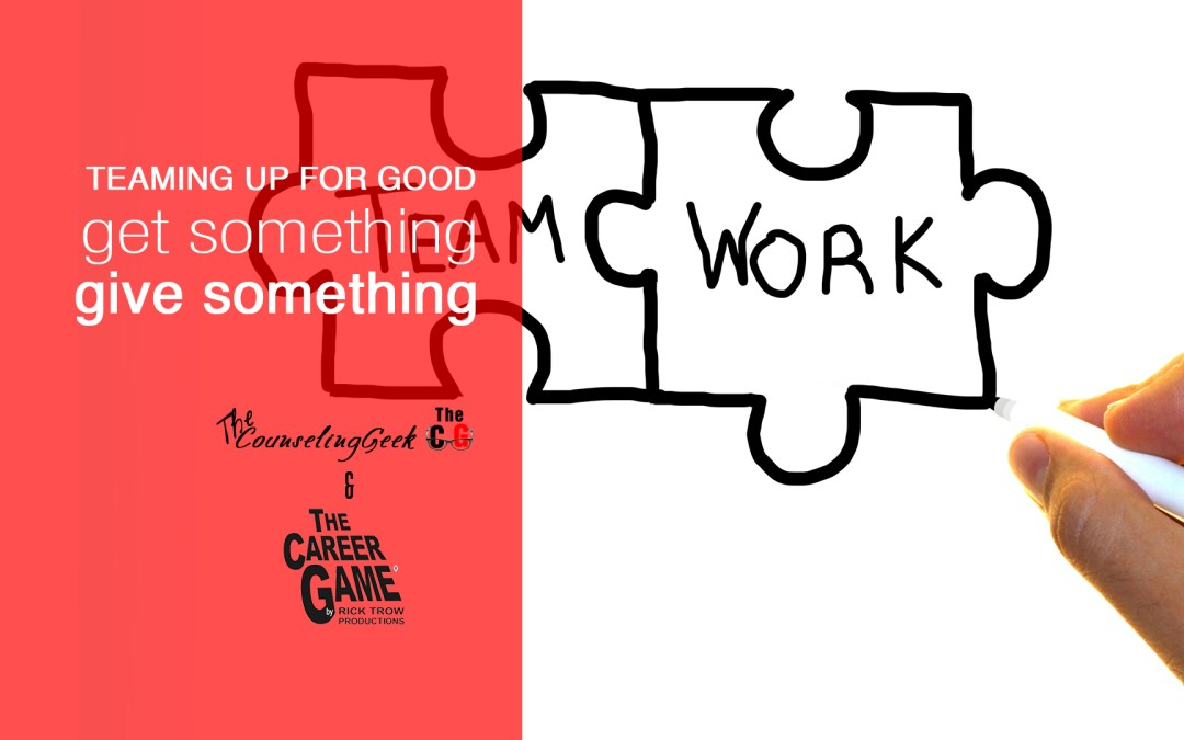 Get something and Give Something: Career Game Supports SC|CS 2016