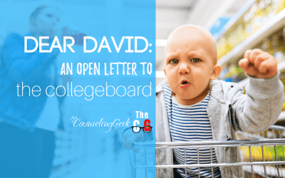 Dear David: An Open Letter to The Collegeboard
