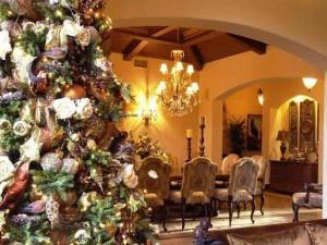 Blooming Design christmas tree