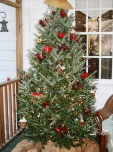 Most Natural looking Christmas tree