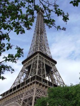 French Language, eiffel tower paris