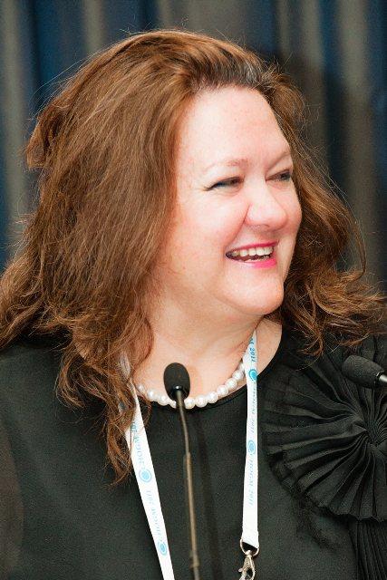Gina Rinehart-top ten richest women in the world 2014