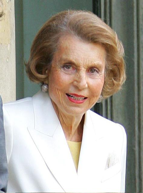Liliane Bettencourt-top ten richest women in the world 2014