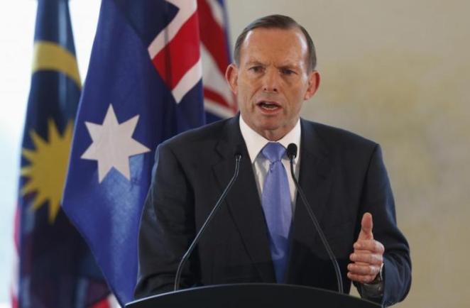 australian fight against isis