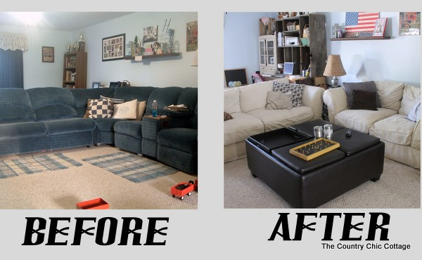 pottery barn living room sofas built in cabinets couches craigslist and a new the