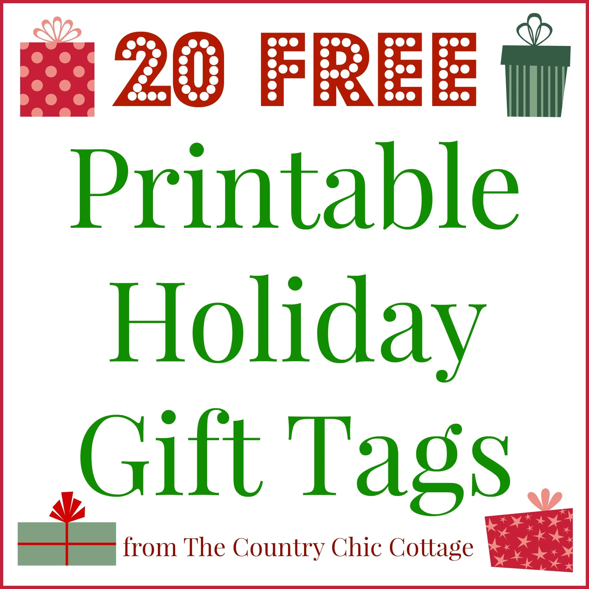 Christmas Gifts For Free