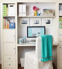 Office Organization Ideas - The Country Chic Cottage