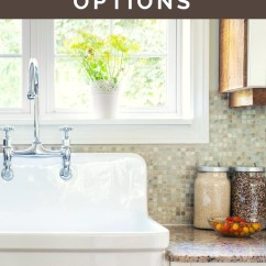 Kitchen Counter Options Orange Towels Natural The Country Chic Cottage Explore For Your New Or Remodeled