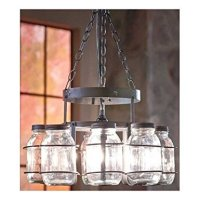 Mason Jar Kitchen Lights for Your Home - The Country Chic ...