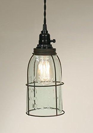 Mason Jar Kitchen Lights For Your Home The Country Chic