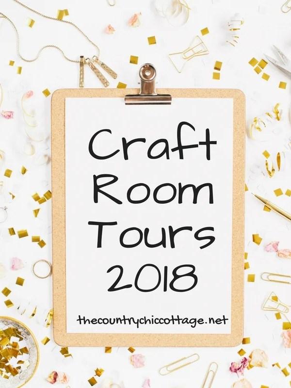 Craft Room Tours