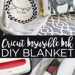 How To Make An Infusible Ink Blanket The Country Chic Cottage