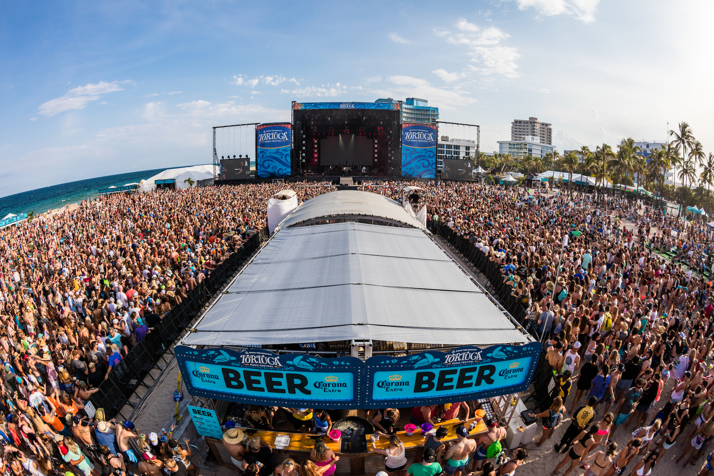Tortuga Music Festival Releases 2017 Schedule, Map, Emojis And Tunes