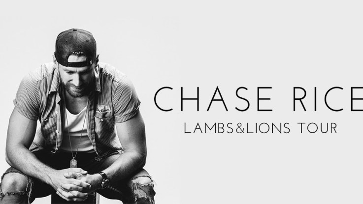 Chase Rice Roars Across The U S With Lambs And Lions Tour