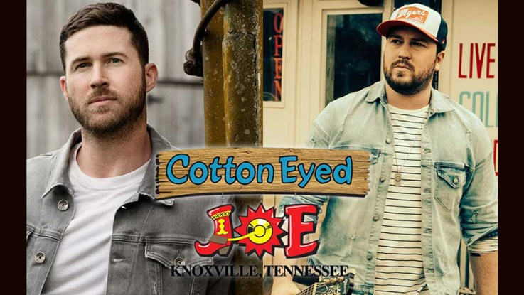 Cotton Eyed Joe Welcomes Mitchell Tenpenny & Riley Green In