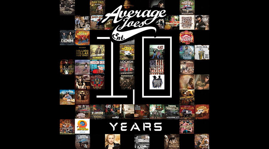 Average Joes Entertainment Celebrates 10-Year Anniversary With