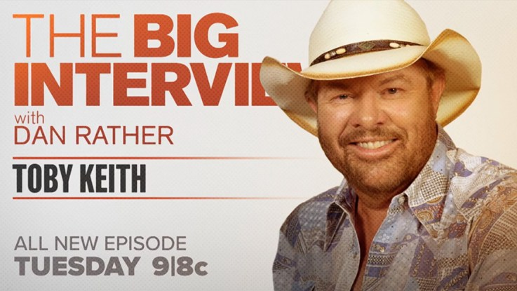 c809e484273be Toby Keith Discusses His Business Ventures