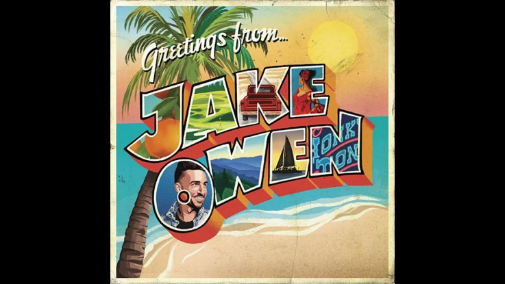 Jake Owen Announces GREETINGS FROM    JAKE Album Release on March 29