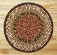 Round Braided Rug Collection