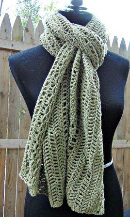 Milan Summer Wrap - Free Crochet Pattern