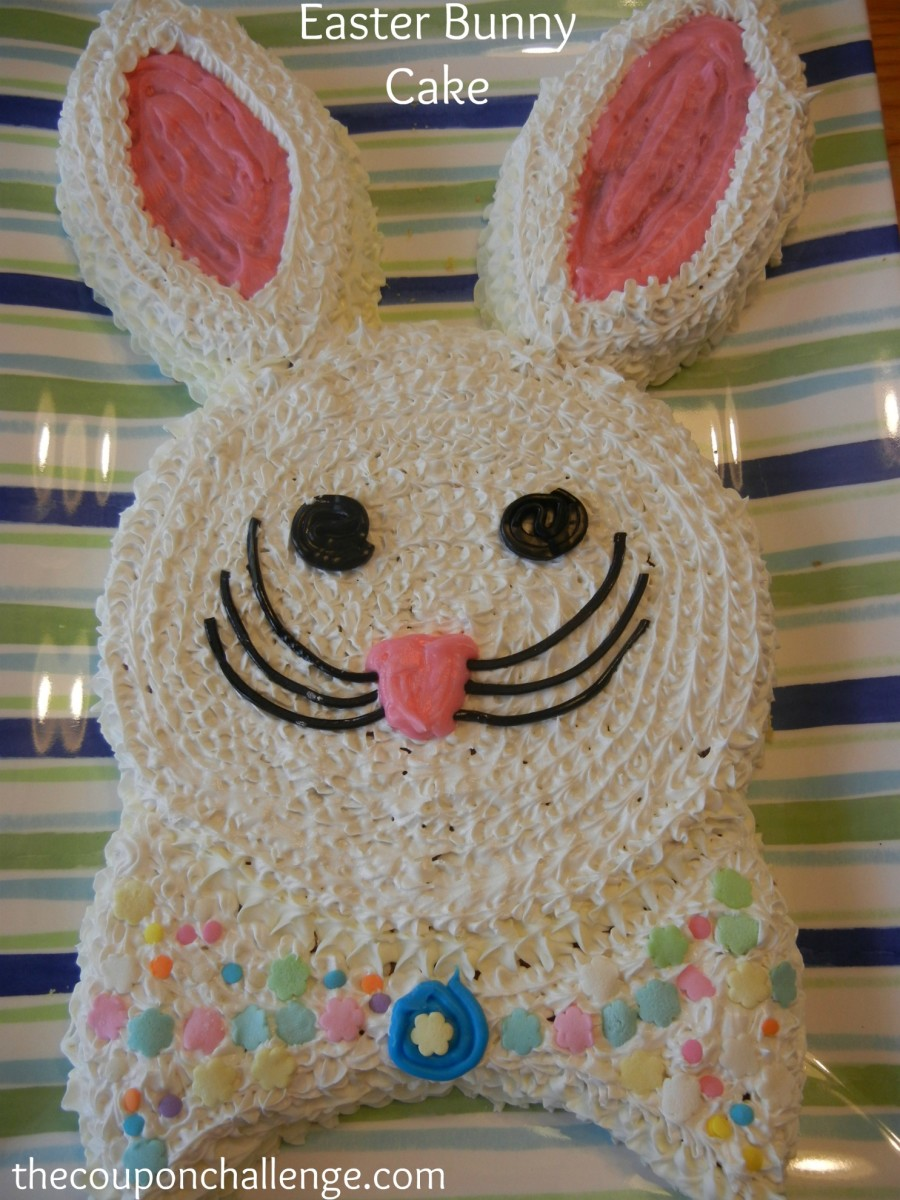 Easter Cakes Made Easy