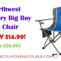 Northwest Territory Chairs Small Drop Leaf Table With 2 Big Boy Xl Chair Only 14 99 Was 29