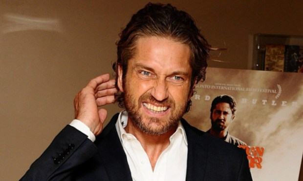 Gerard Butler has family ties to Comrie.