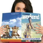 Introducing the new Courier Weekend magazine