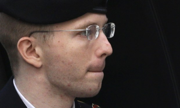 Bradley Manning has been sentenced to 35 years for giving reams of classified information to WikiLeaks.