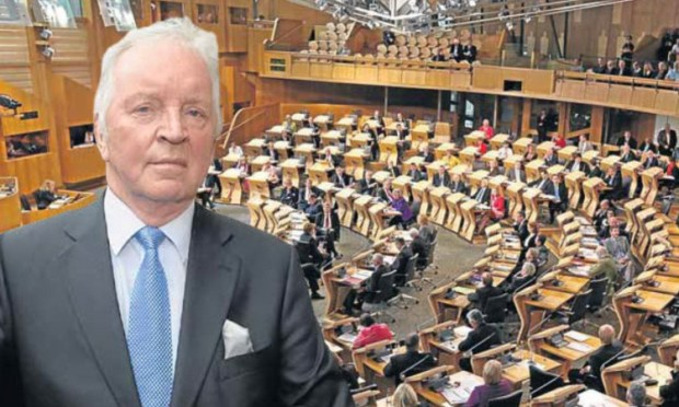 Bill Walker has said he has no plans to stand down from Holyrood.