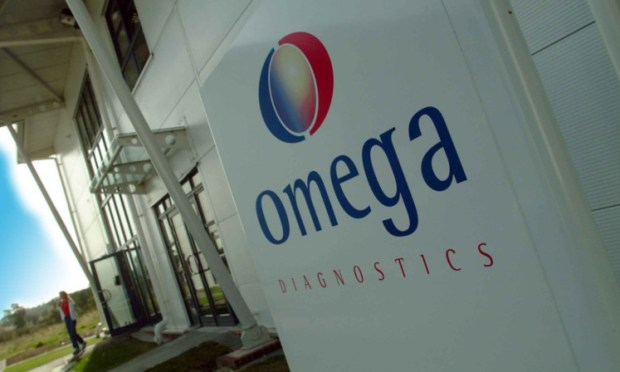 Omega is hoping for a 10% interim profit boost.