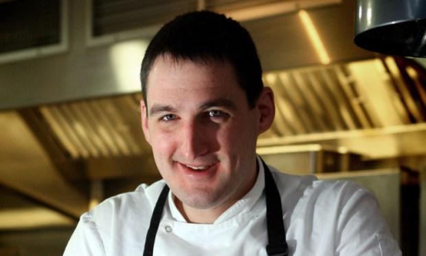 Chef Scott Davies.