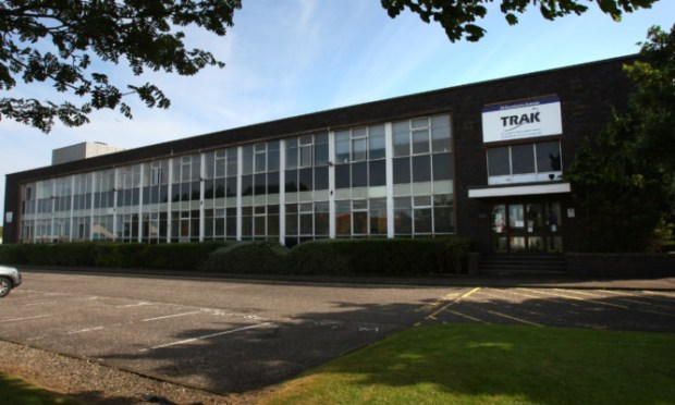 Trak is cutting 15 staff at its Dundee factory.